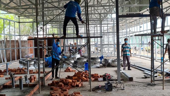 Bác sĩ Bệnh viện Chợ Rẫy nói về xây bệnh viện dã chiến ở Hà Tiên - Ảnh 3.