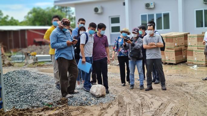 Bác sĩ Bệnh viện Chợ Rẫy nói về xây bệnh viện dã chiến ở Hà Tiên - Ảnh 1.