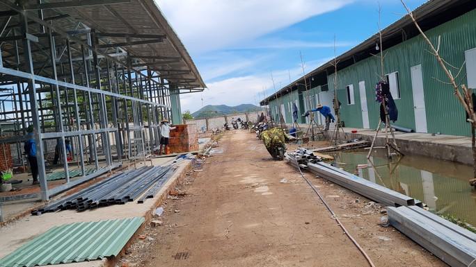 Bác sĩ Bệnh viện Chợ Rẫy nói về xây bệnh viện dã chiến ở Hà Tiên - Ảnh 7.