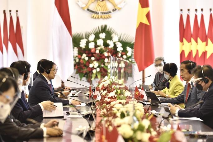 Việt Nam - Indonesia bàn việc đàm phán vùng đặc quyền kinh tế ở Biển Đông - Ảnh 2.