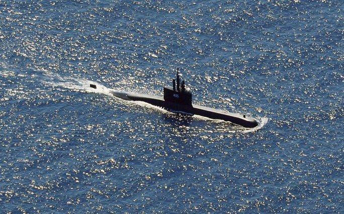 Indonesia chính thức xác nhận tàu ngầm bị chìm, 53 người thiệt mạng - Ảnh 2.