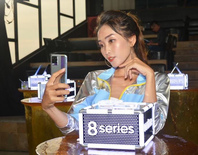 Smartphone realme 8 và realme 8 Pro với camera 64MP và 108MP - Ảnh 1.