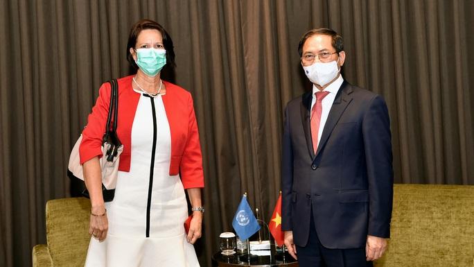 Việt Nam nỗ lực để Liên Hiệp Quốc có những trao đổi cân bằng, toàn diện về Myanmar - Ảnh 1.