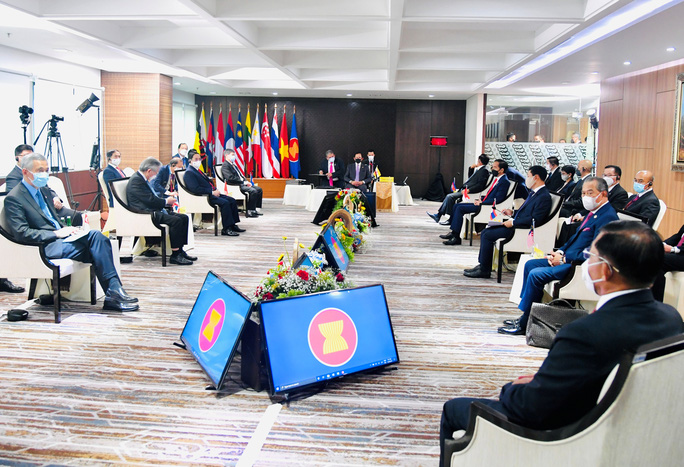 ASEAN thống nhất về những vấn đề quan trọng - Ảnh 1.