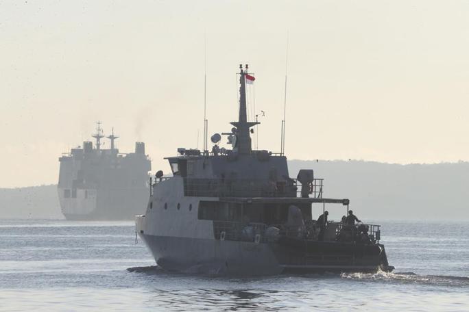 Indonesia chính thức xác nhận tàu ngầm bị chìm, 53 người thiệt mạng - Ảnh 1.