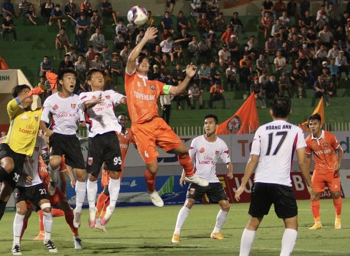 Thêm 3 đội V-League rời Cúp Quốc gia - Ảnh 1.
