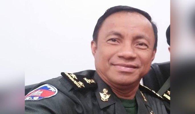 Thiếu tướng Campuchia bị loại ngũ vì vận chuyển lậu người Trung Quốc - Ảnh 1.