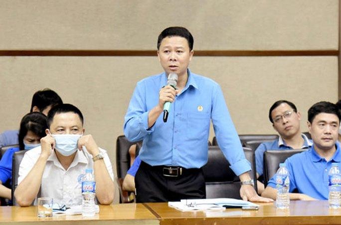 Hà Nội: Cần có cơ chế đãi ngộ, bảo vệ cán bộ Công đoàn - Ảnh 1.