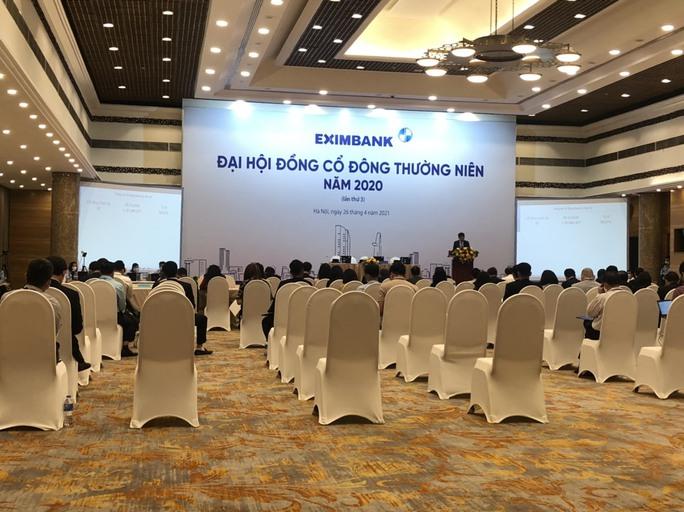 Eximbank lại bất thành tổ chức đại hội cổ đông lần 3 - Ảnh 1.
