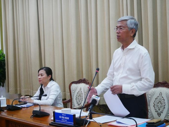 Phó Chủ tịch UBND TP HCM: Xử lý tiếng ồn không xong thì không nên làm chủ tịch quận, chủ tịch phường - Ảnh 1.