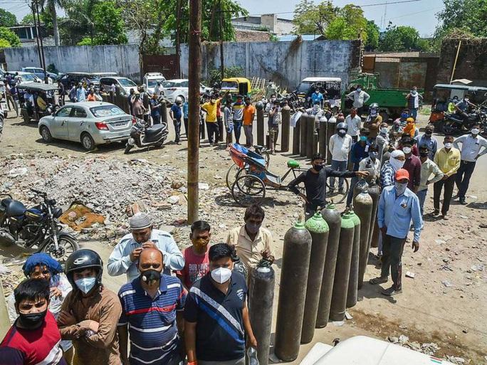 Còn khoảng 100 công dân Việt Nam ở Ấn Độ - Ảnh 1.