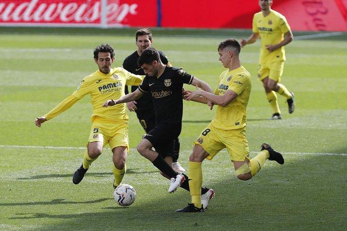 Antoine Griezmann chói sáng, Barcelona sắp chạm tay đến ngôi vô địch La Liga - Ảnh 1.
