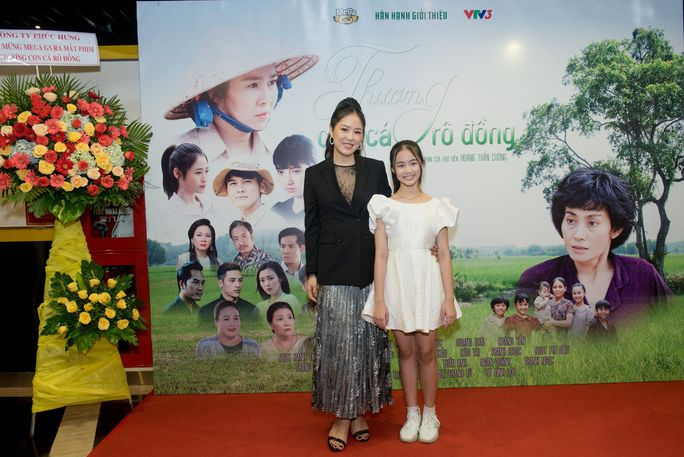 """Lê Phương tái xuất màn ảnh sau 2 năm làm """"mẹ bỉm"""" - Ảnh 2."""
