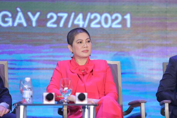 Bà Đỗ Thị Kim Liên tiếp tục ngồi ghế nóng Shark Tank, tiết lộ khẩu vị đầu tư vào nước sạch - Ảnh 1.