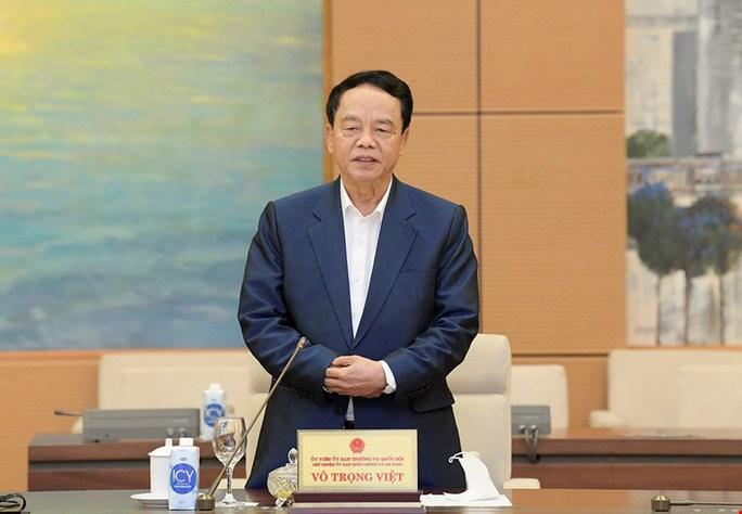 Có văn bản tuyệt mật Bộ Công an về ứng viên đại biểu Quốc hội Nguyễn Quang Tuấn - Ảnh 2.