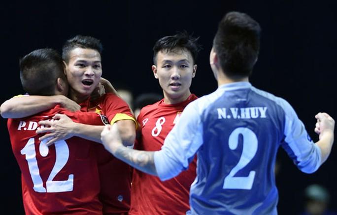 Tuyển Việt Nam gặp Lebanon tranh suất dự VCK FIFA Futsal World Cup 2021 - Ảnh 1.
