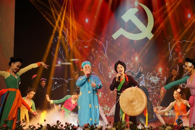 Dấu ấn đặc sắc của Hội tụ tinh hoa nghệ thuật Việt - Ảnh 3.
