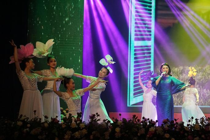 Dấu ấn đặc sắc của Hội tụ tinh hoa nghệ thuật Việt - Ảnh 9.