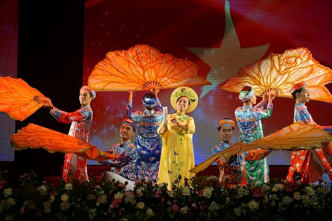 Dấu ấn đặc sắc của Hội tụ tinh hoa nghệ thuật Việt - Ảnh 4.
