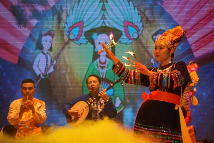 Dấu ấn đặc sắc của Hội tụ tinh hoa nghệ thuật Việt - Ảnh 5.