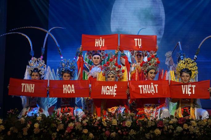 Dấu ấn đặc sắc của Hội tụ tinh hoa nghệ thuật Việt - Ảnh 1.