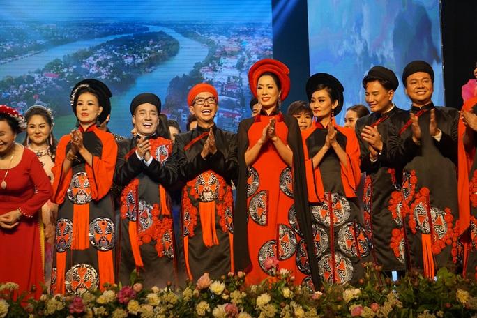 Dấu ấn đặc sắc của Hội tụ tinh hoa nghệ thuật Việt - Ảnh 11.