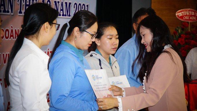 Công đoàn SAMCO: Nhiều chương trình chăm lo thiết thực cho đoàn viên trong Tháng Công nhân - Ảnh 2.