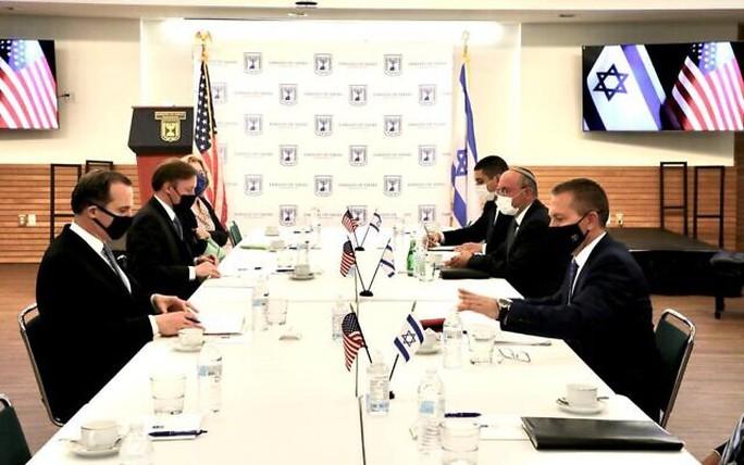 Mỹ, Israel lập nhóm chống tên lửa, UAV của Iran - Ảnh 1.
