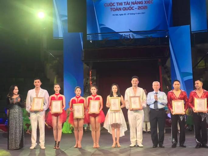 Cuộc thi xiếc toàn quốc 2021: 5 giải Vàng xứng đáng - Ảnh 3.
