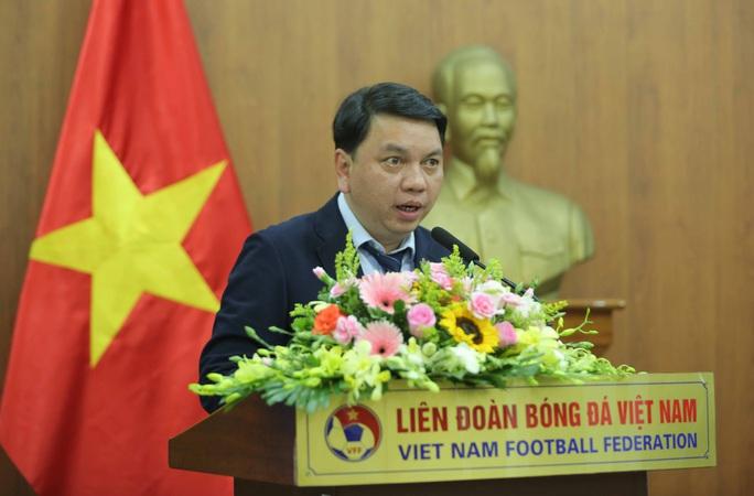 Asanzo của ông Phạm Văn Tam tài trợ chính Giải bóng đá hạng Nhì Quốc gia 2021 - Ảnh 4.