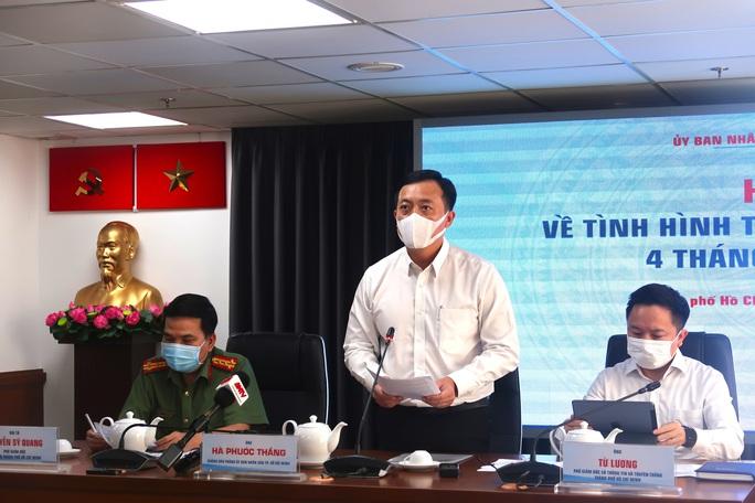 Công an TP HCM  huy động mọi nguồn lực bảo đảm an ninh trong kỳ bầu cử - Ảnh 1.