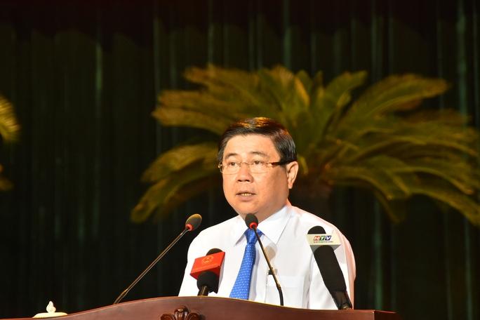 Bí thư Nguyễn Văn Nên kêu gọi mỗi người hãy làm tốt phần việc của mình  - Ảnh 3.