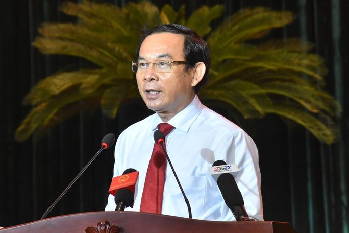 Bí thư Nguyễn Văn Nên kêu gọi mỗi người hãy làm tốt phần việc của mình  - Ảnh 1.