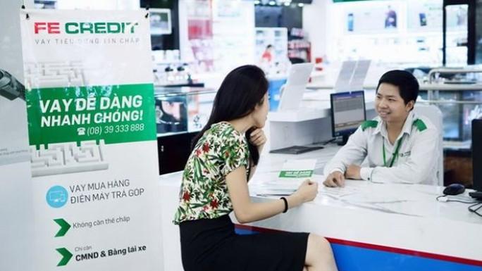 VPBank bán 49% vốn điều lệ tại FE Credit cho tập đoàn Nhật Bản - Ảnh 1.