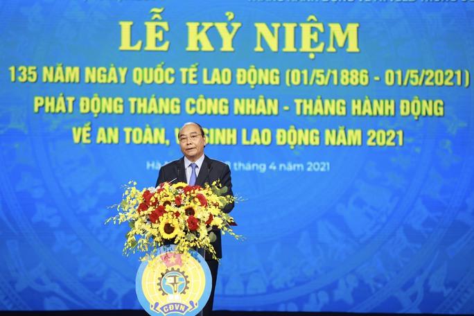 Chủ tịch nước: Kịp thời lắng nghe, giải quyết bức xúc của công nhân lao động - Ảnh 3.