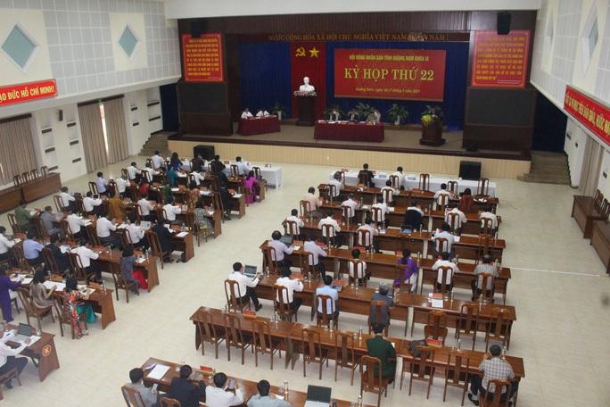 Quảng Nam: Người trẻ nhất ứng cử đại biểu HĐND tỉnh năm nay 26 tuổi - Ảnh 1.