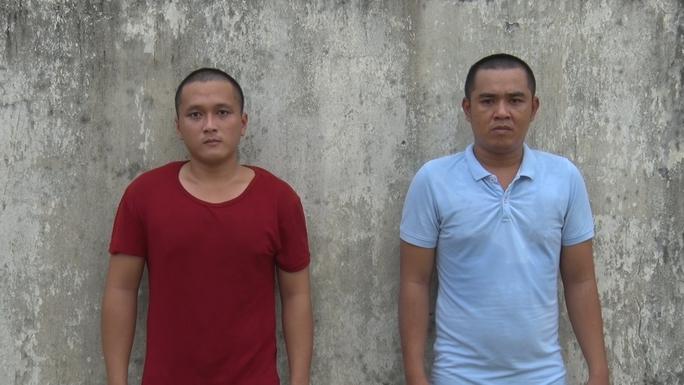 CLIP: Bắt giam 2 kẻ gây ra nhiều vụ trộm xe máy ở Phú Quốc - Ảnh 2.