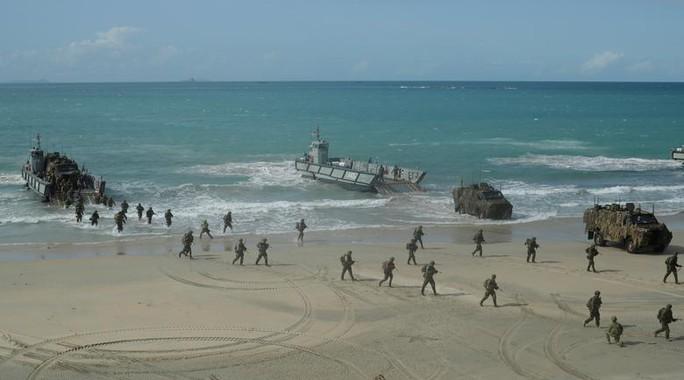 Úc nâng cấp căn cứ quân sự, mở rộng tập trận với Mỹ - Ảnh 2.