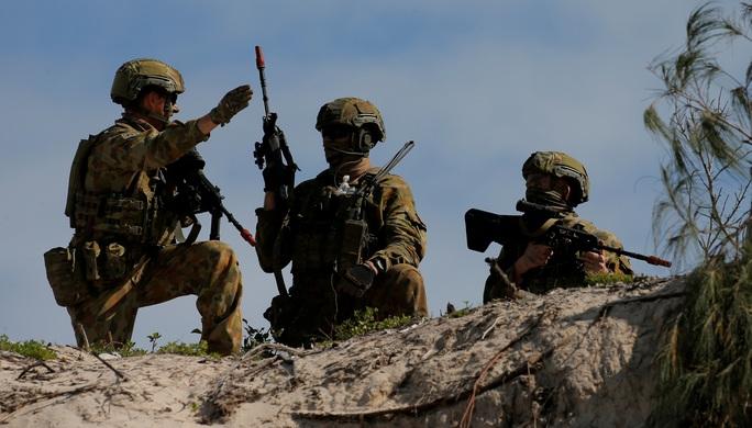 Úc nâng cấp căn cứ quân sự, mở rộng tập trận với Mỹ - Ảnh 1.