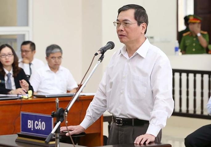 Chiều nay, tuyên án nguyên bộ trưởng Bộ Công Thương Vũ Huy Hoàng - Ảnh 1.