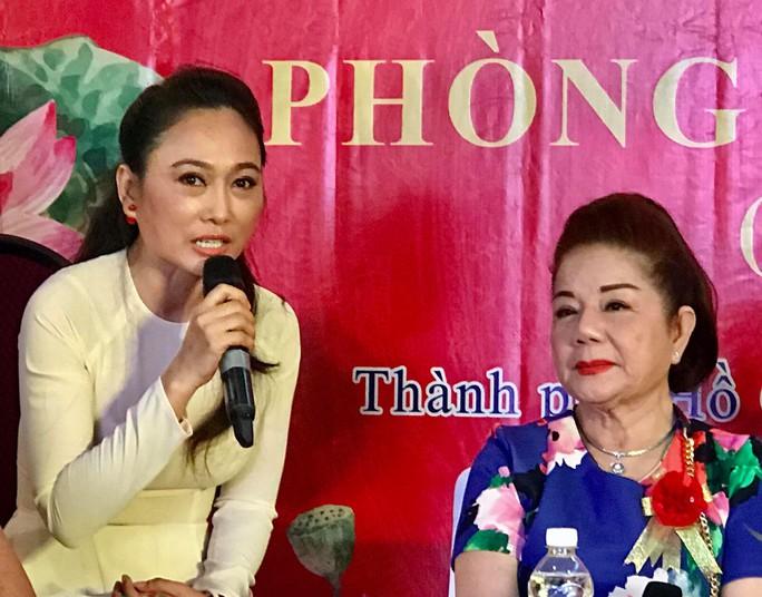 Ký ức không quên: NSND Minh Vương, Thoại Miêu, Thanh Vy xúc động hội ngộ - Ảnh 3.