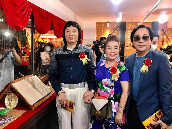 Ký ức không quên: NSND Minh Vương, Thoại Miêu, Thanh Vy xúc động hội ngộ - Ảnh 7.