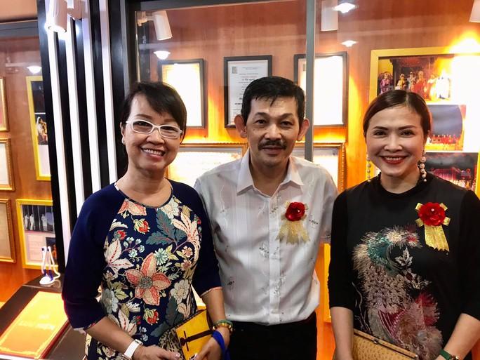 Ký ức không quên: NSND Minh Vương, Thoại Miêu, Thanh Vy xúc động hội ngộ - Ảnh 6.