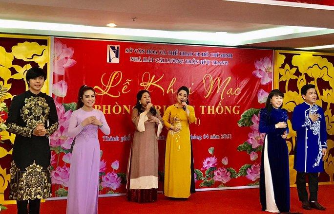 Ký ức không quên: NSND Minh Vương, Thoại Miêu, Thanh Vy xúc động hội ngộ - Ảnh 15.