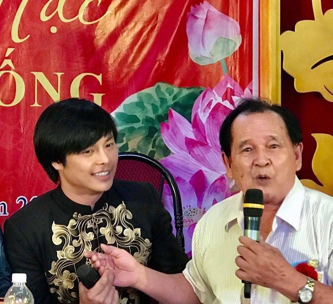 Ký ức không quên: NSND Minh Vương, Thoại Miêu, Thanh Vy xúc động hội ngộ - Ảnh 8.