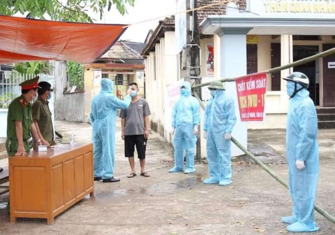 Xem xét truy cứu trách nhiệm hình sự ca bệnh siêu lây nhiễm Covid-19 ở Hà Nam - Ảnh 2.