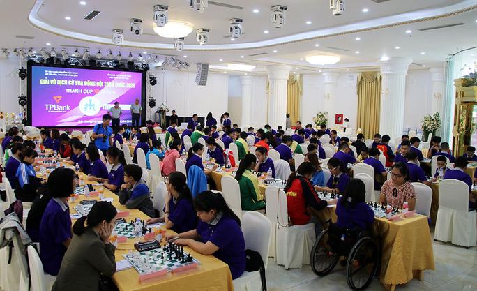 Tuyển cờ vua Việt Nam bất ngờ quay lưng Giải Vô địch khu vực 3.3 - Ảnh 5.