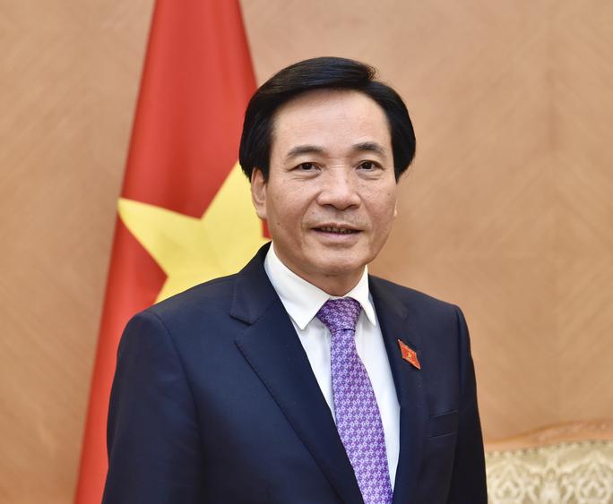 Chủ nhiệm Văn phòng Chính phủ thêm chức mới - Ảnh 1.