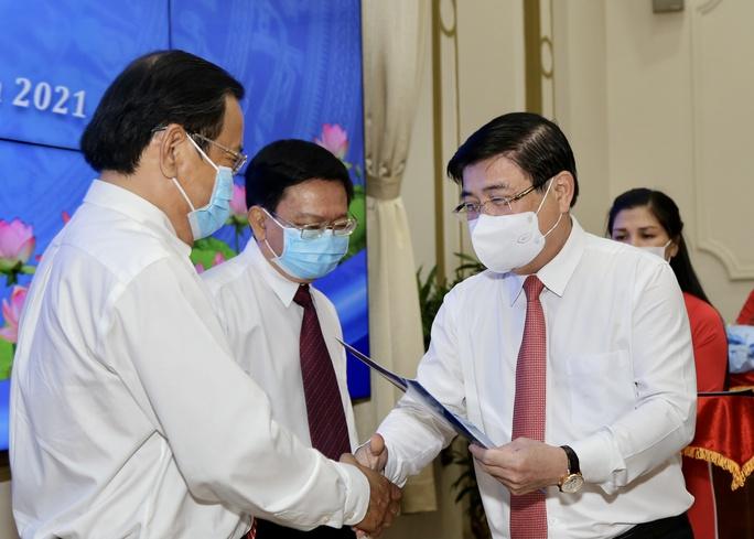 Công bố thành lập 5 cơ quan báo chí thuộc UBND TP HCM - Ảnh 2.