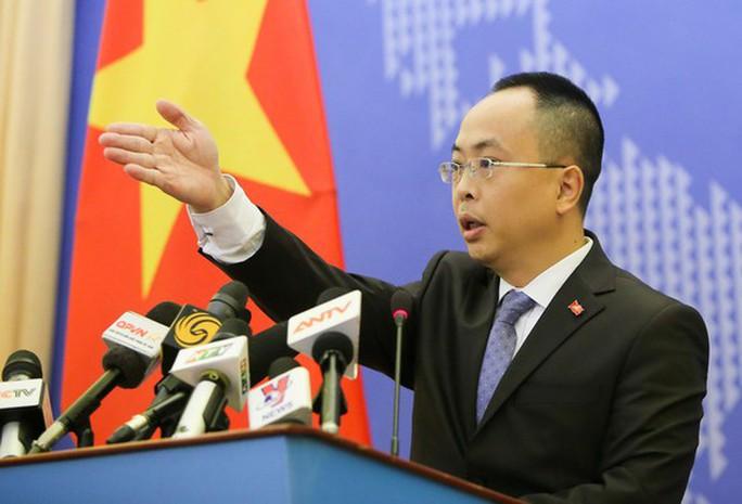 Việt Nam bác bỏ thông tin không đúng về lực lượng dân quân tự vệ biển - Ảnh 1.